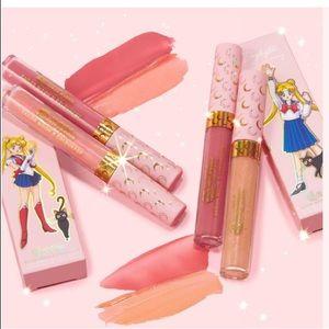 Sailor Moon x ColourPop DAYLIGHT Lip Bundle